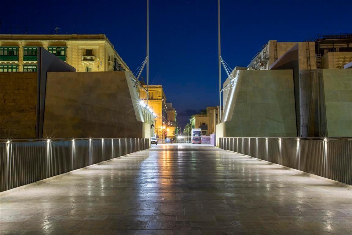 Halmann Vella Ltd Valletta City Gate