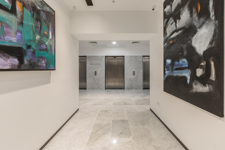 Halmann Vella Raised flooring