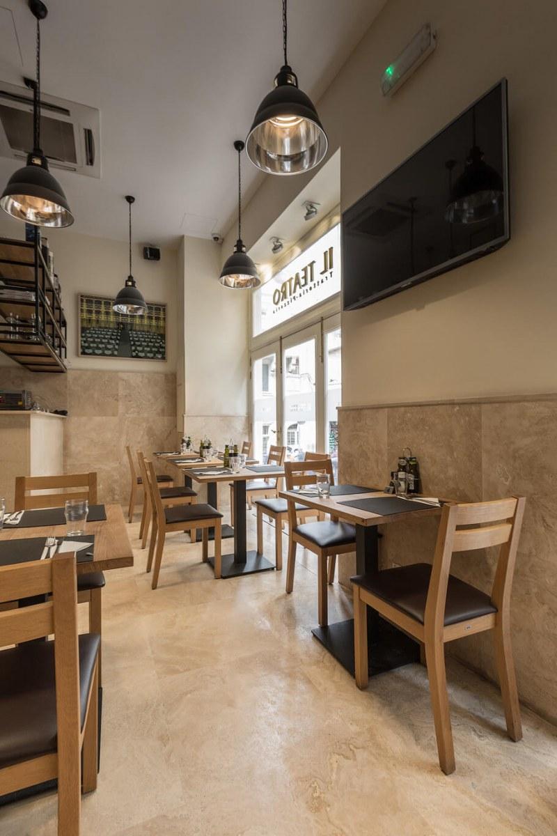 Halmann Vella, restaurant, Malta, natural stone