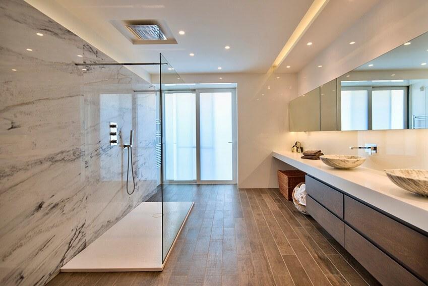 Designer Apartment, Halmann Vella, Flooring, Marble, Malta
