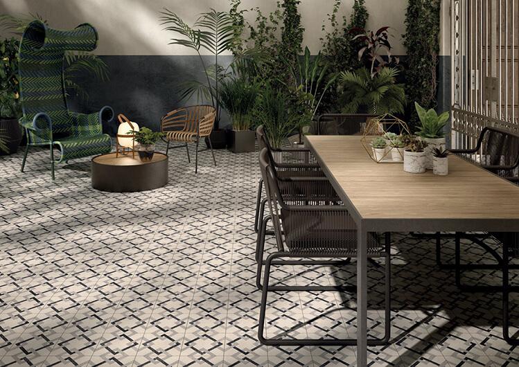 Ceramic Flooring Halmann Vella Marca Corona Forme