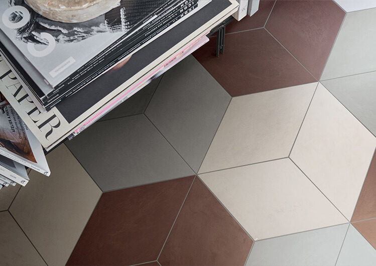 Marca Corona Ceramic Flooring Halmann Vella Ossidi