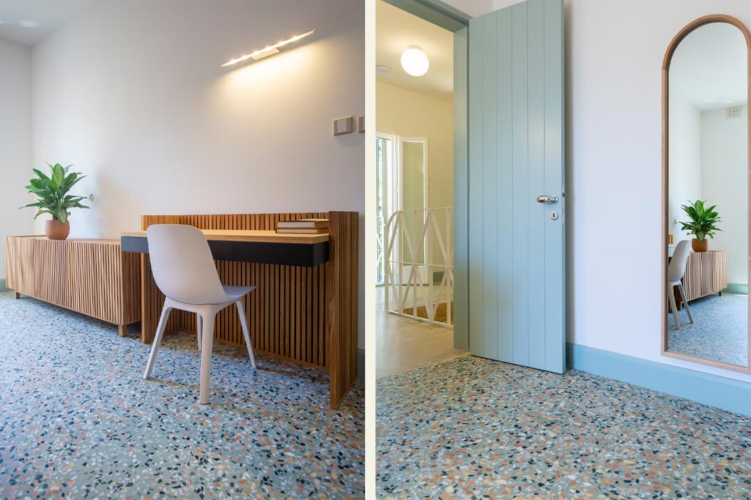 terrazzo-flooring-bedroom