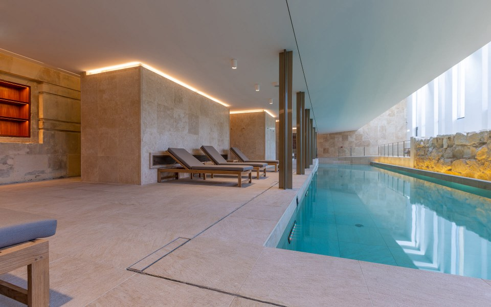 Deep Nature Spa at the Phoenicia
