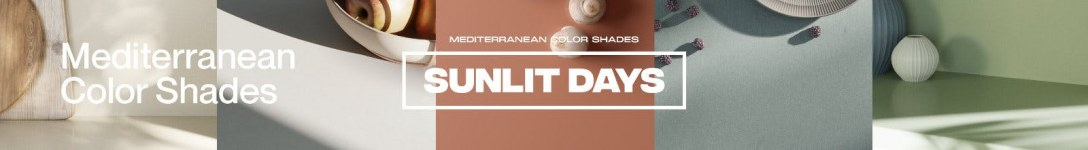 sunlit days banner